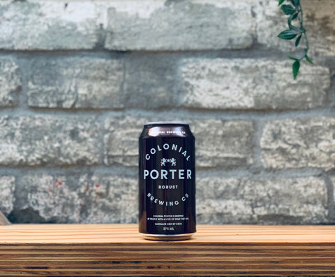Colonial Brewing Co. Porter (375ml)