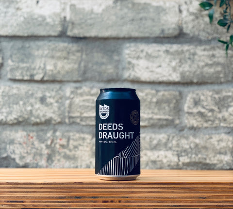 Deeds Brewing Deeds Draught (375ml)