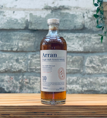 Arran 10 Years Old Single Malt Scotch Whisky