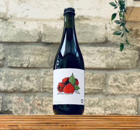 Garage Project Single Fruit Raspberry Sour (750ml Bottle)