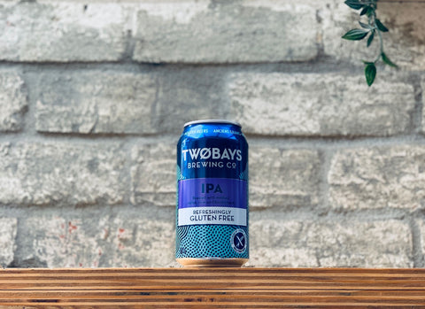 Two Bays Brewing Co. IPA (375ml)