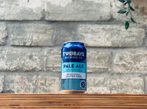 Two Bays Brewing Co. Pale Ale (375ml)