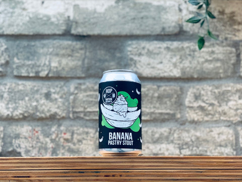 Hop Nation Banana Pastry Stout (375ml)
