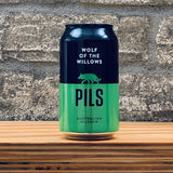 Wolf of the Willows Pils (330ml)