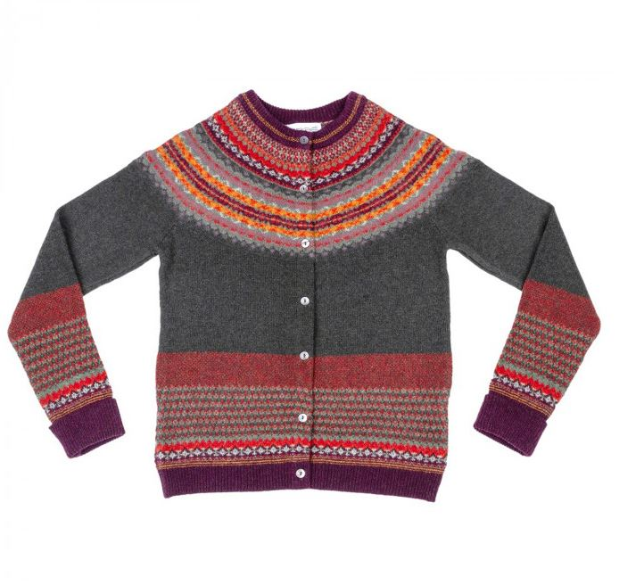 Eribe Alpine Cardigan - Autumn