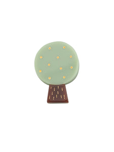 Lollipop Tree Brooch