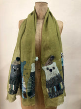 Load image into Gallery viewer, Sophie Digard - Polar Bear Scarf