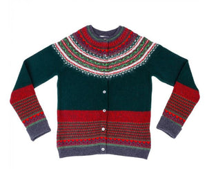Eribe Alpine Cardigan - Cracker