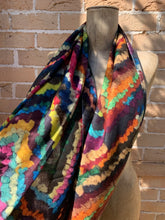 Load image into Gallery viewer, Rainbow Peaks Scarf