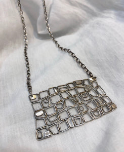 Silver Wirework necklace