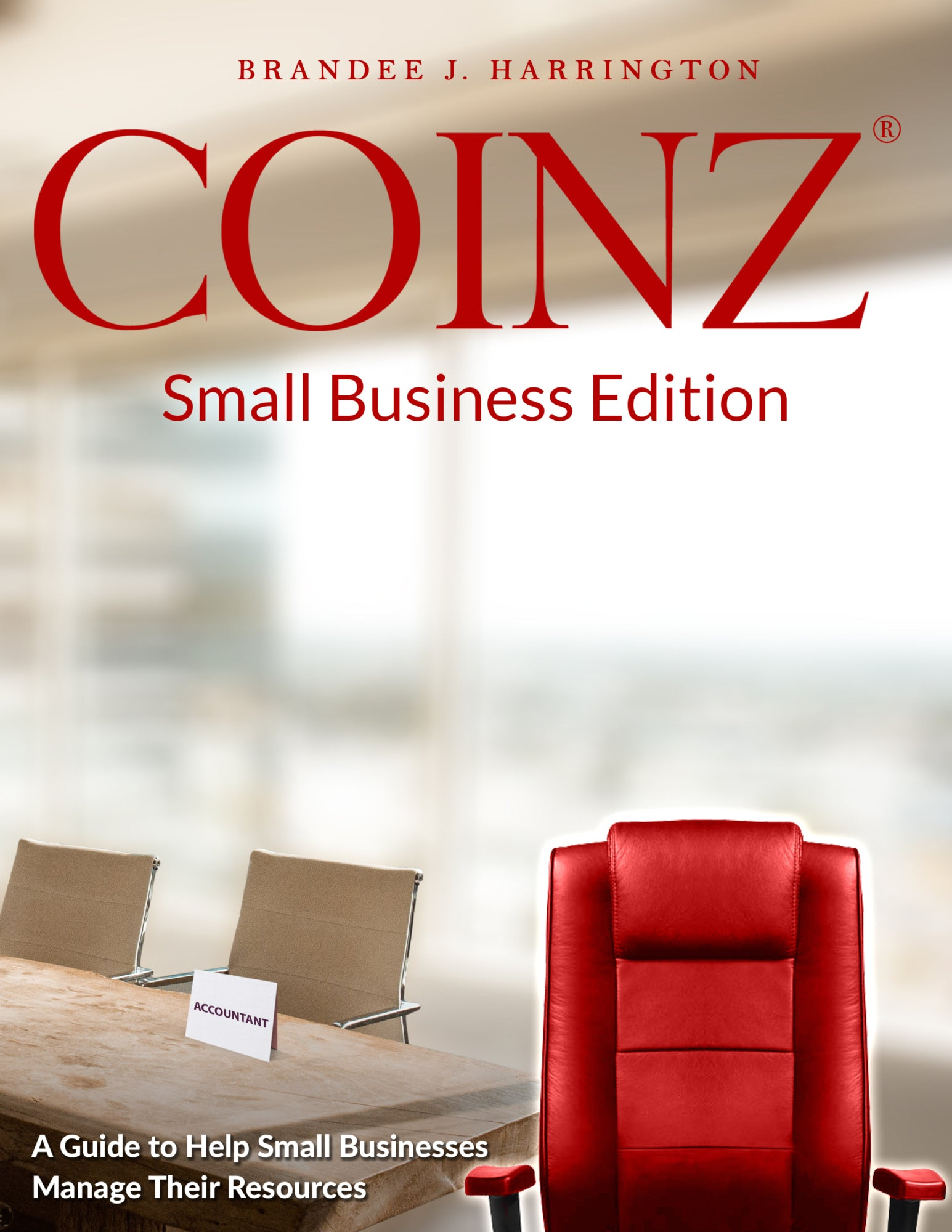 Pre-Order COINZ Small Business Journal