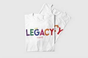 Legacy Heirs - White