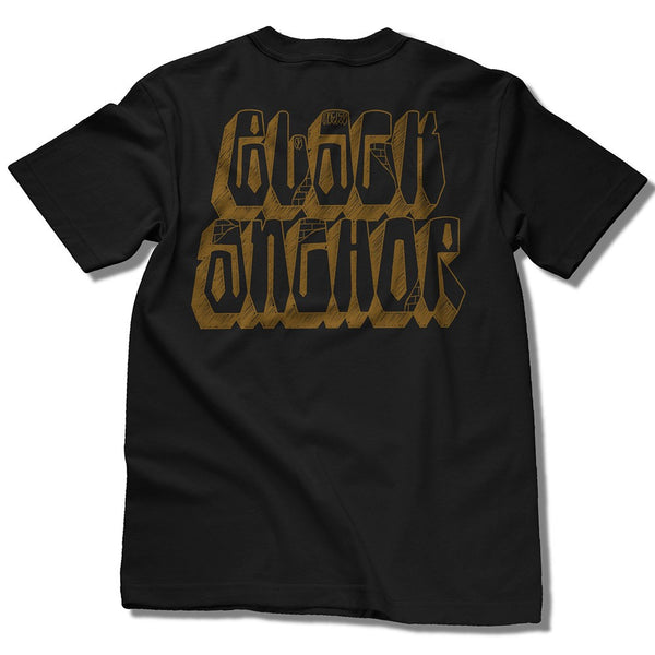 """R17/Black Anchor LA collaboration"" Short Sleeve T-Shirt"