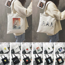 Load image into Gallery viewer, Reusable Shopping Bag Fashion Tote Bags - Shoulder Bags
