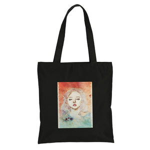 Reusable Shopping Bag Fashion Tote Bags - Shoulder Bags