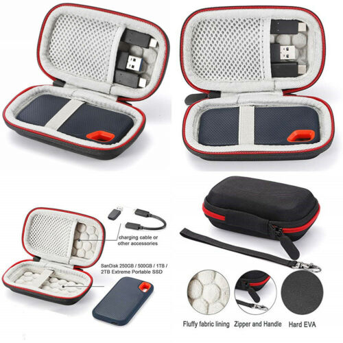 Electronics Accessories - Hard Carry Case