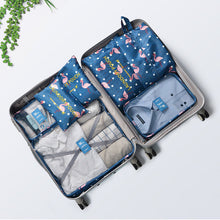 Load image into Gallery viewer, 7Pcs Travel Organizer Set