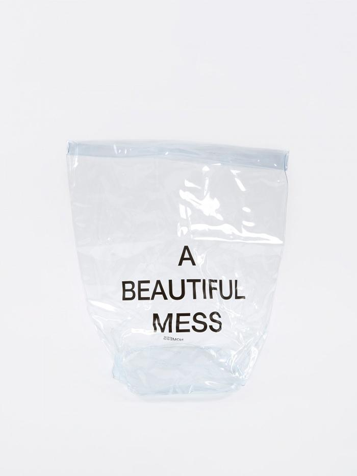 Nomess Nomess PVC Laundry Bag - Clear - Other