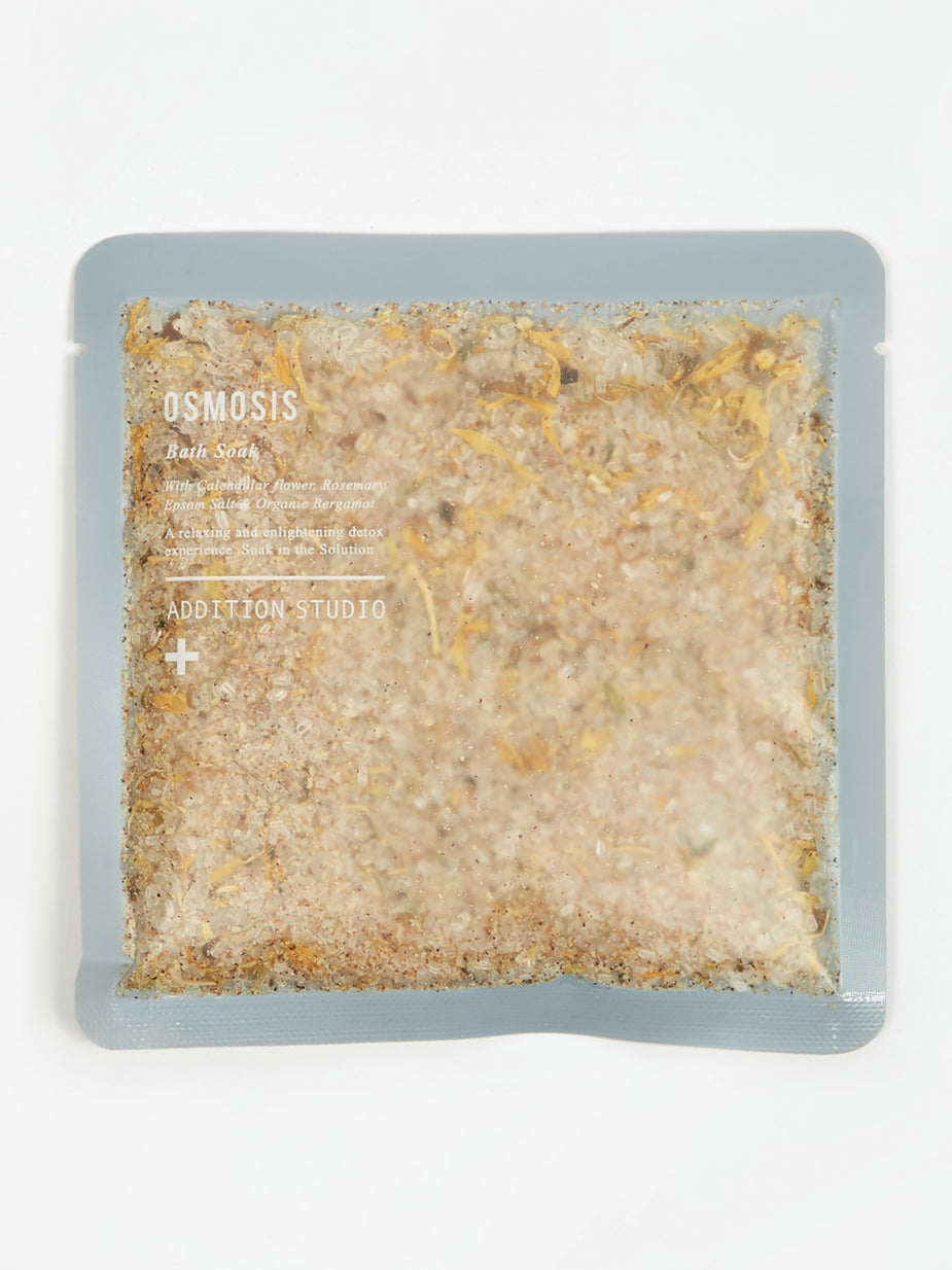 Addition Studio Addition Studio Osmosis Bath Soak Sachet