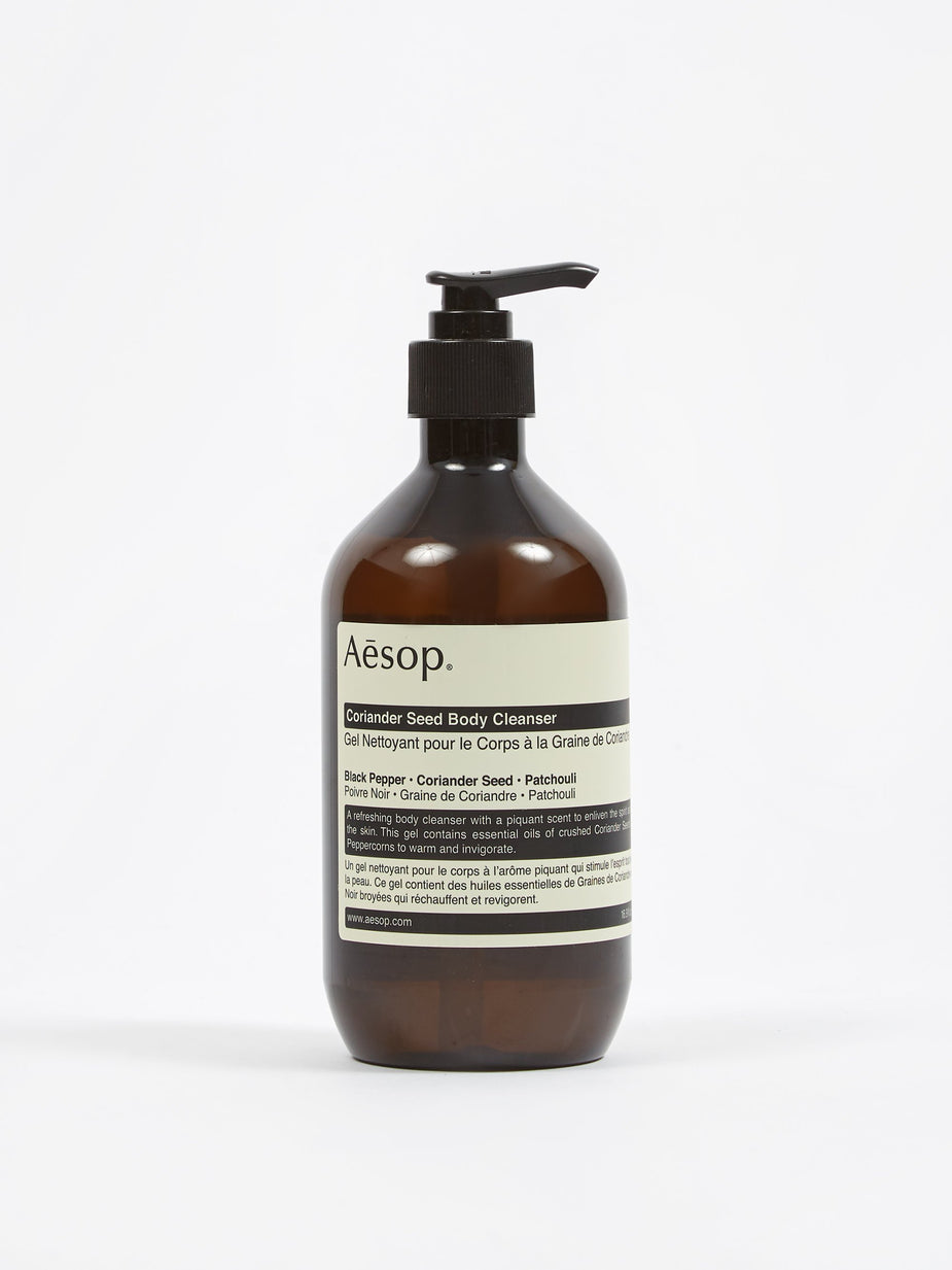 Aesop Aesop Coriander Seed Body Cleanser - 500ml - Brown