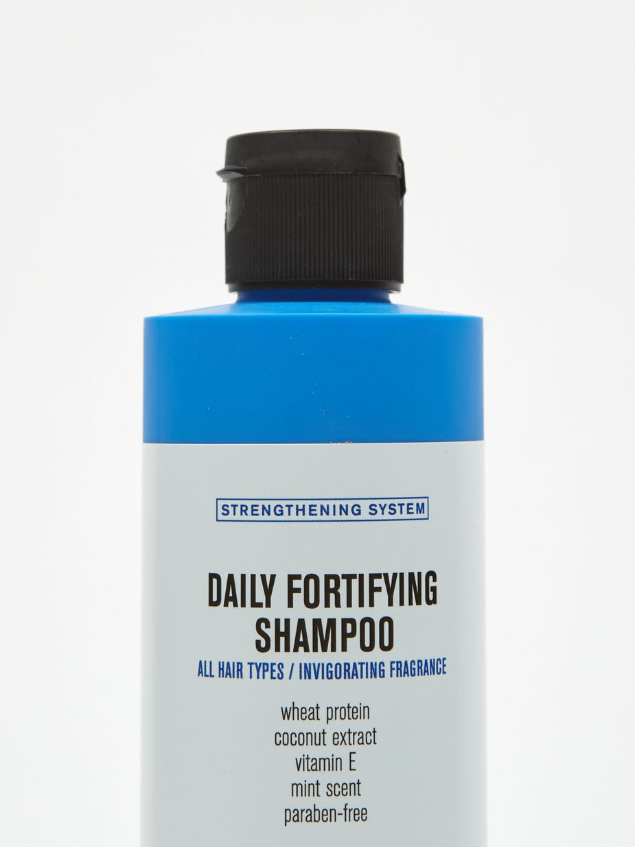 Baxter of California Baxter Daily Fortifying Shampoo - 236ml - Blue