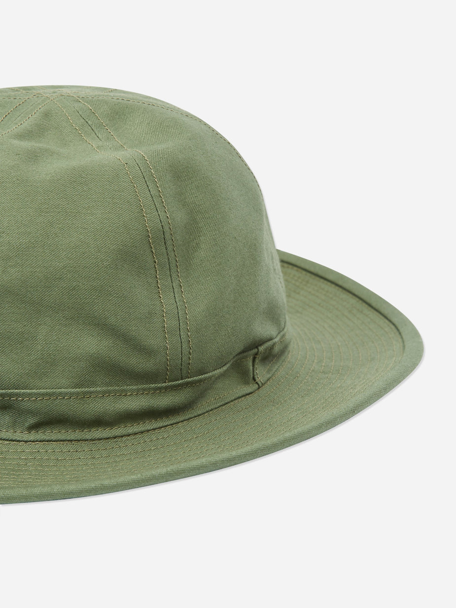 Beams Plus Beams Plus Army Hat - Olive - Green