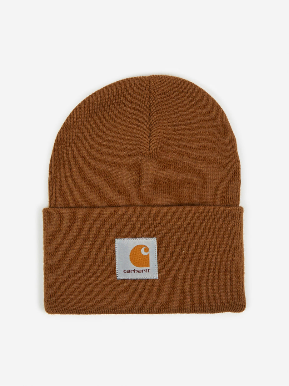 Carhartt WIP Carhartt WIP Watch Hat - Hamilton Brown - Brown