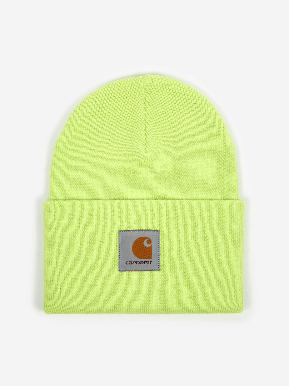 Carhartt WIP Carhartt WIP Watch Hat - Lime - Green