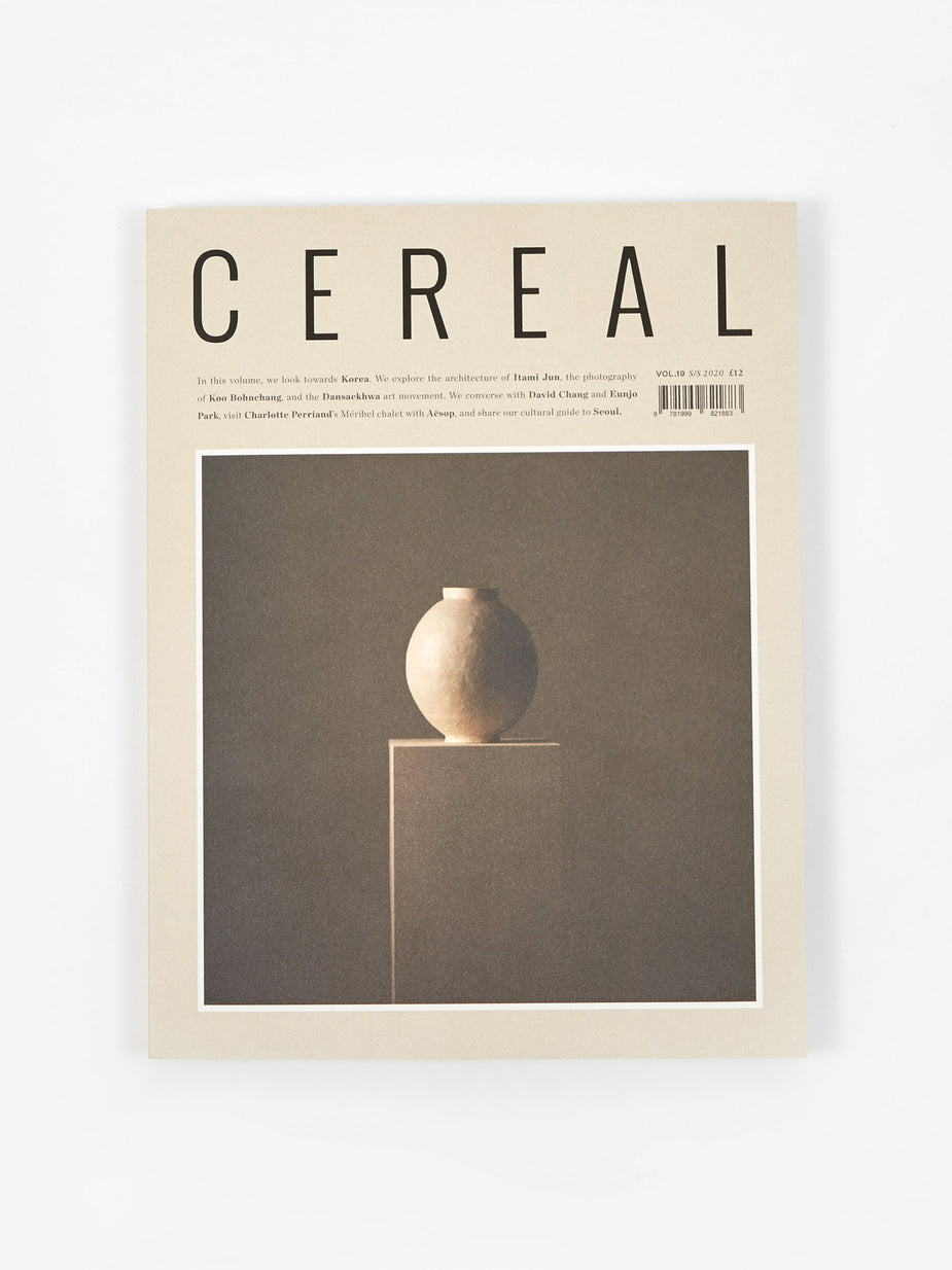 Cereal Magazine Cereal Magazine - Vol.19 - Other