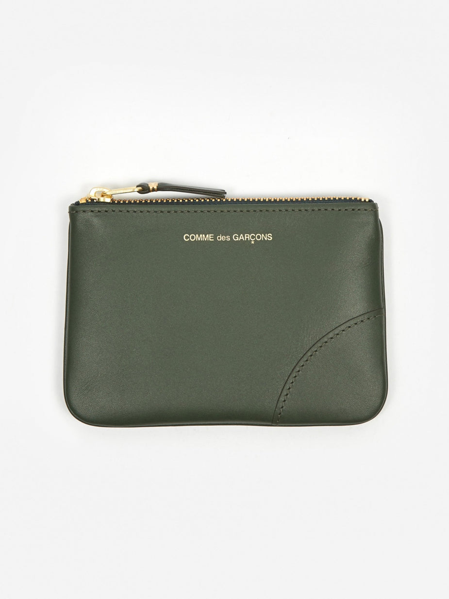 Comme des Garcons Wallets Comme des Garcons Wallets Classic Leather (SA8100) - Bottle Gree - Green