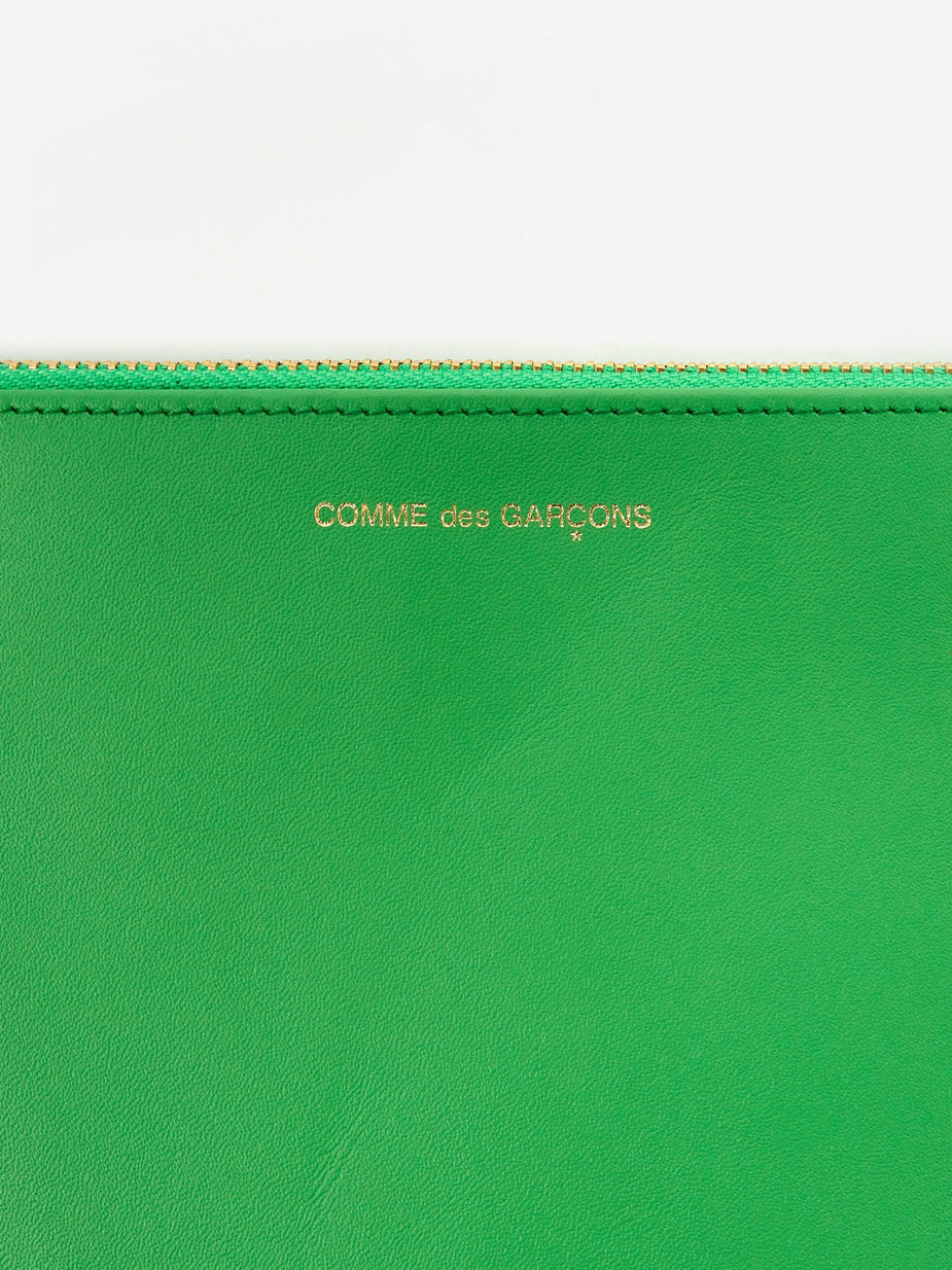 Comme des Garcons Wallets Comme Des Garcons Wallets Classic Leather W (SA5100) - Green - Green