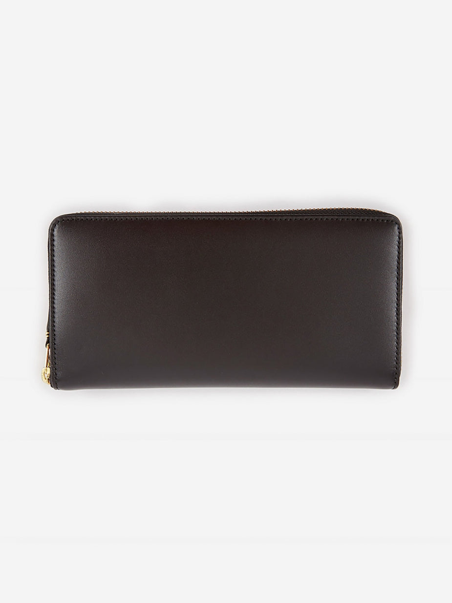 Comme des Garcons Wallets Comme Des Garcons Wallets Classic Leather L (SA0110) - Black - Black