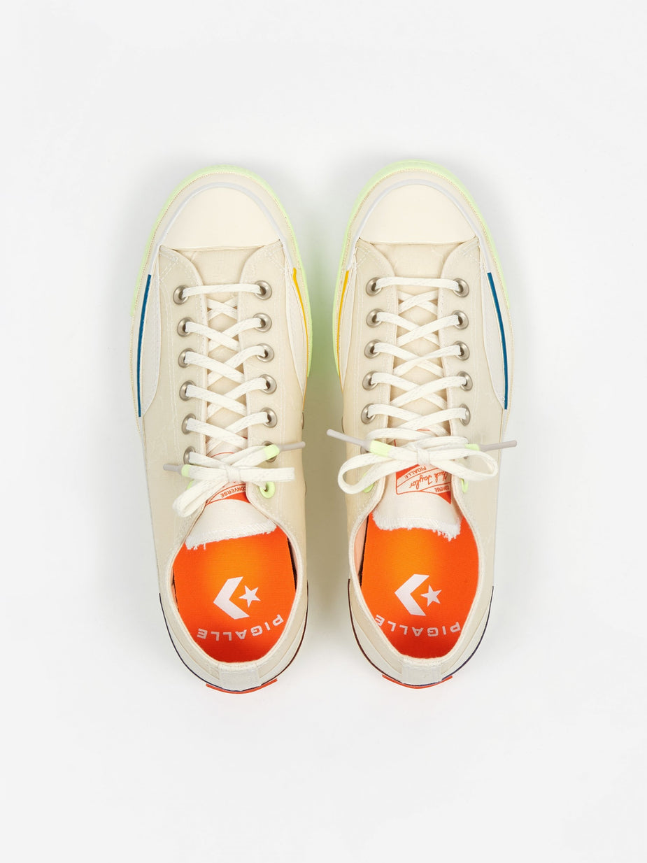 Converse Converse x Pigalle Chuck Taylor 70 Ox - White - White