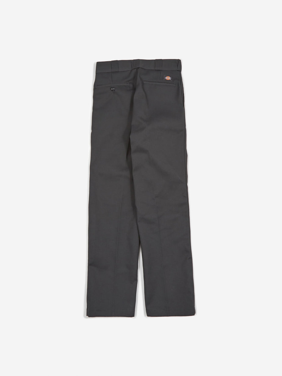 Dickies Dickies Original 874 Work Trousers - Dark Grey - Grey