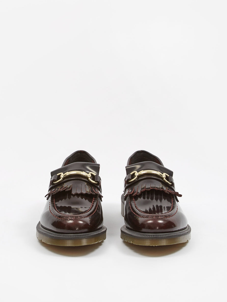Dr. Martens Dr. Martens Adrian Snaffle - Cherry Red Arcadia - Red