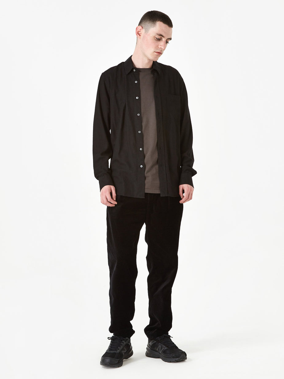 Engineered Garments Engineered Garments Carlyle Pant - Black - Black