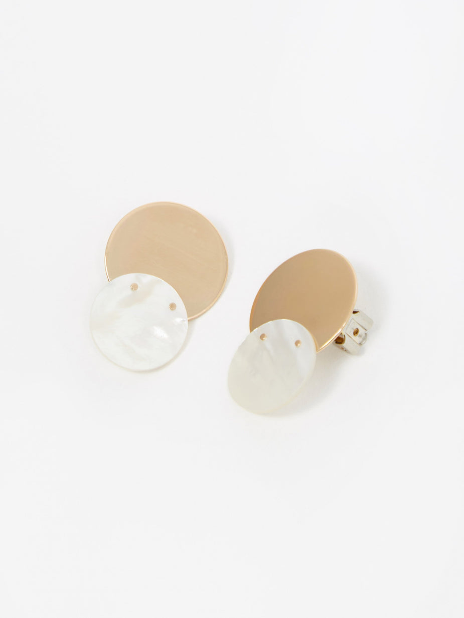 Gabriela Artigas Gabriela Artigas Mother 20mm Earring - Gold - Gold