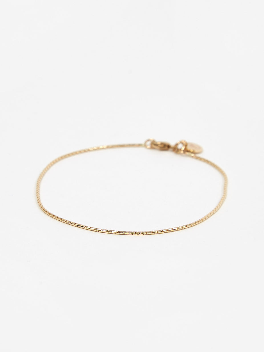 Goods By Goodhood Goods by Goodhood Anaconda Bracelet - Yellow