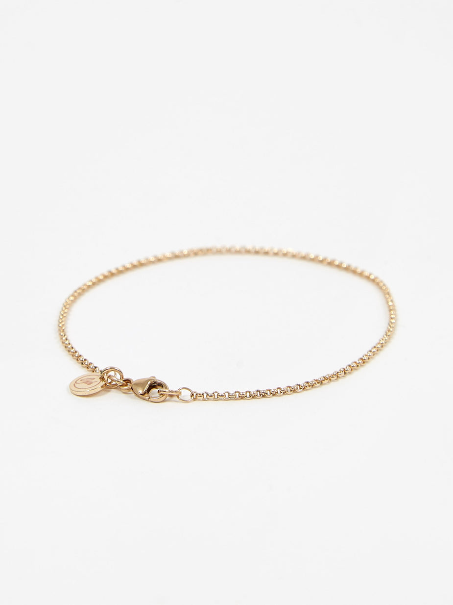Goods By Goodhood Goods by Goodhood Baby Belcher Bracelet - Yellow