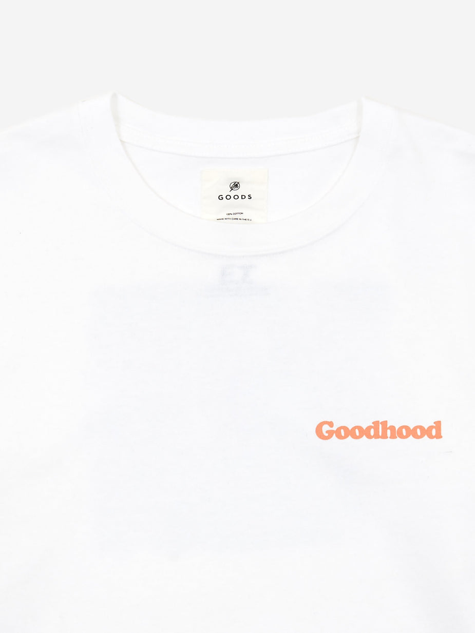 Goods By Goodhood Goodhood x E.T. Escape Longsleeve T-Shirt - White - White