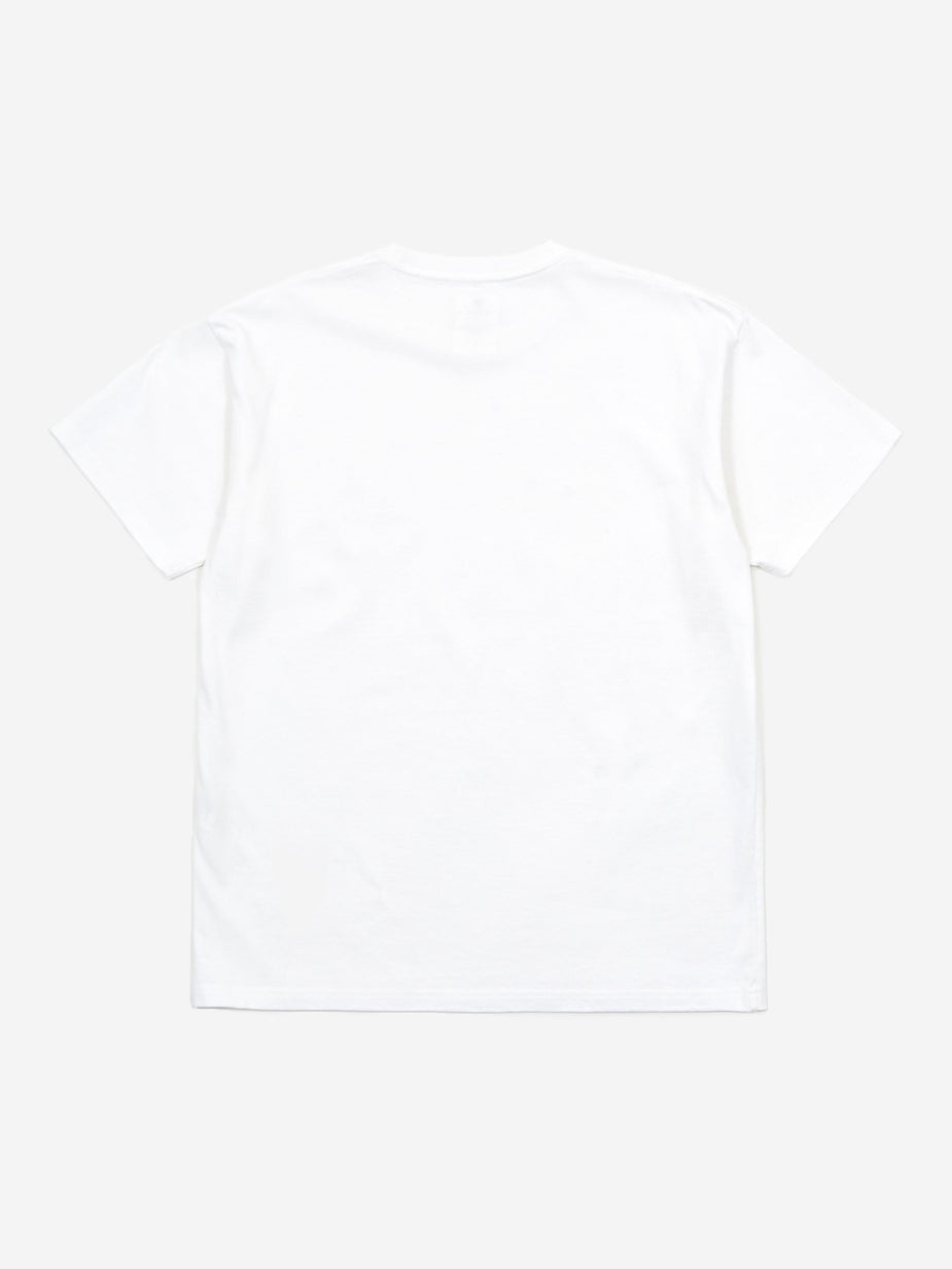 Goods By Goodhood Goods by Goodhood Heavyweight Shortsleeve T-shirt - White - White