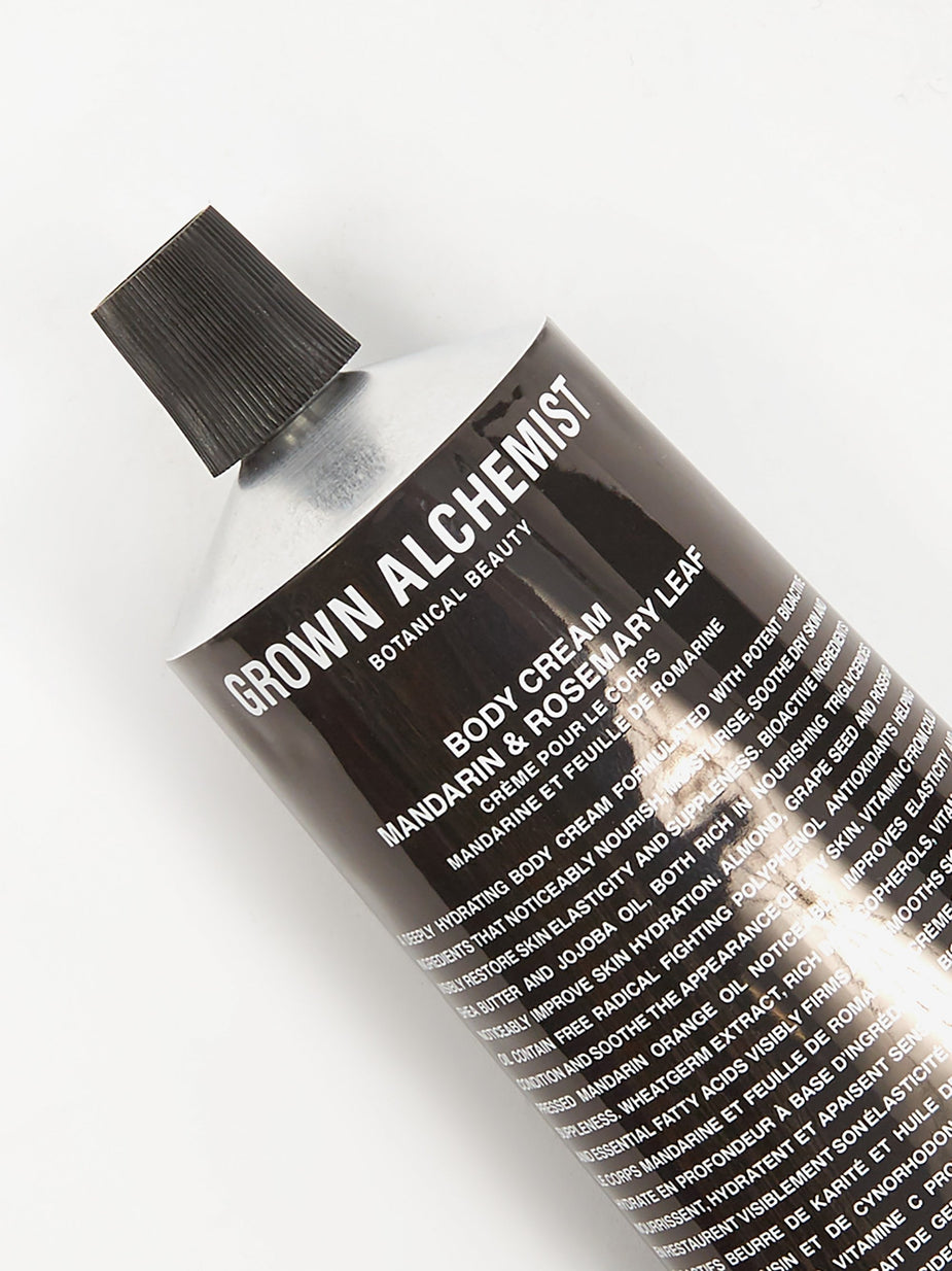 Grown Alchemist Grown Alchemist Body Cream: Mandarin & Rosemary Leaf - 120ml