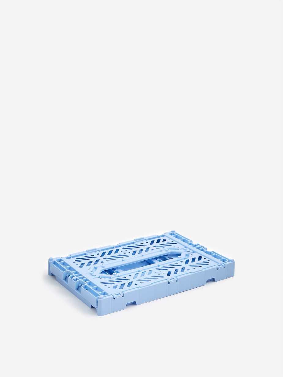 HAY Hay Colour Crate Small - Light Blue