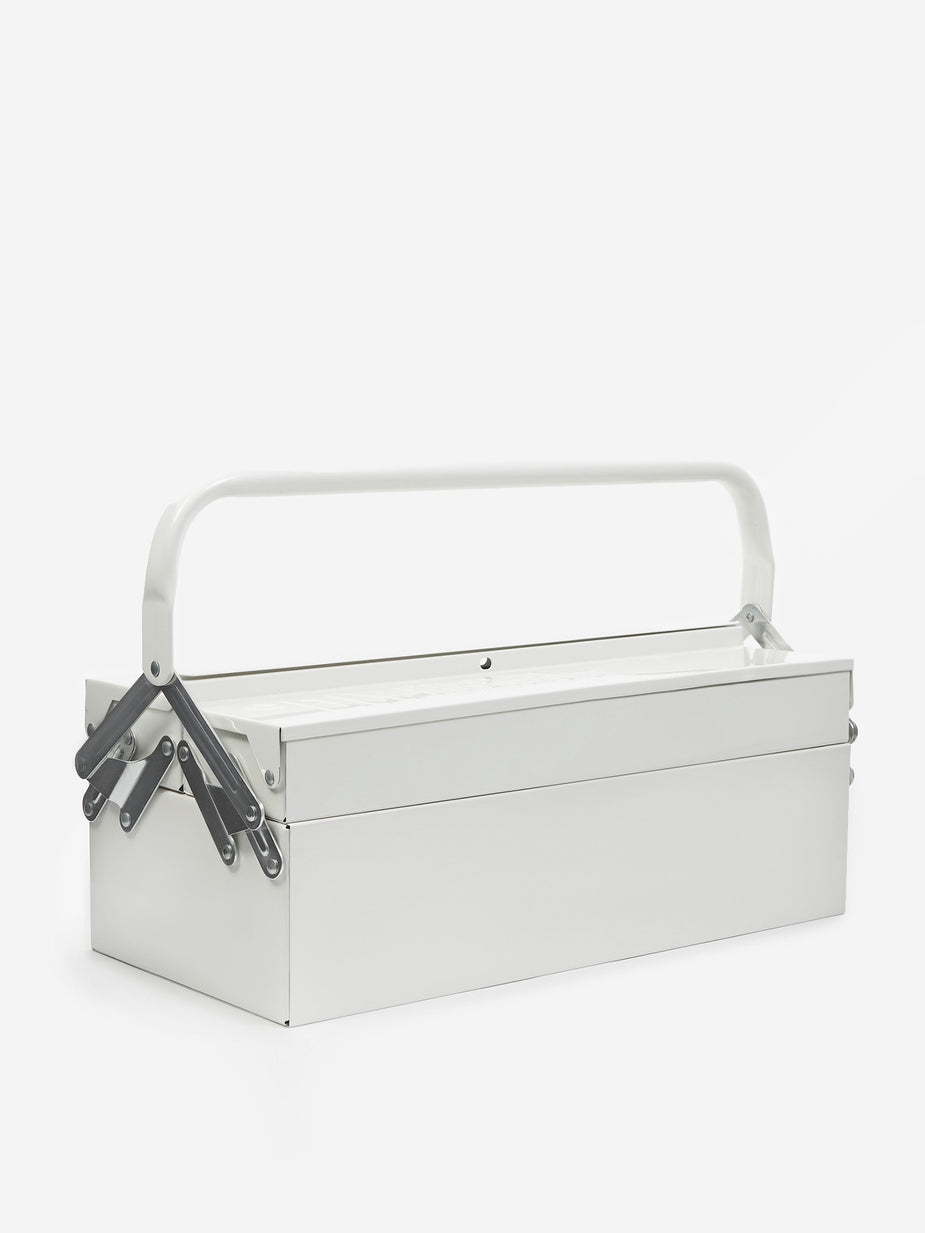 House Doctor House Doctor Toolbox - White - White