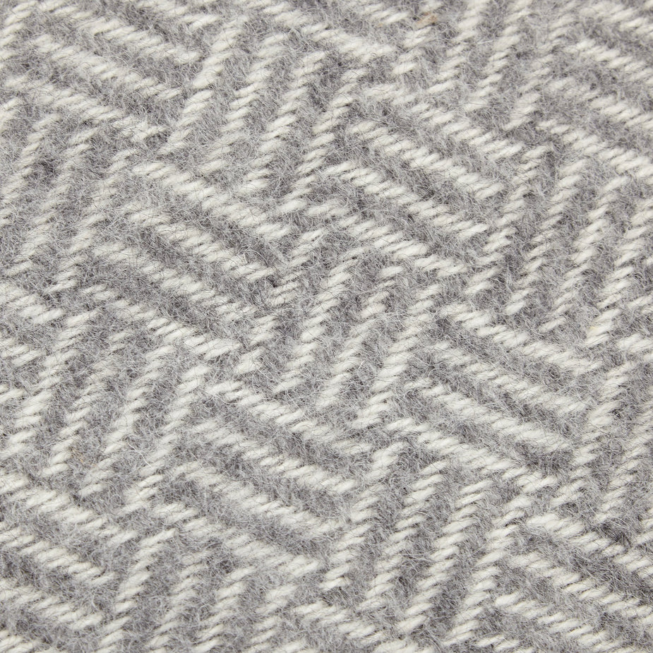 Klippan Klippan Samba Throw 130x200cm - Grey - Other