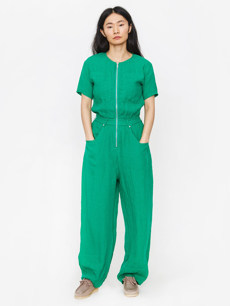 LF Markey LF Markey Francis Boilersuit - Green - Green
