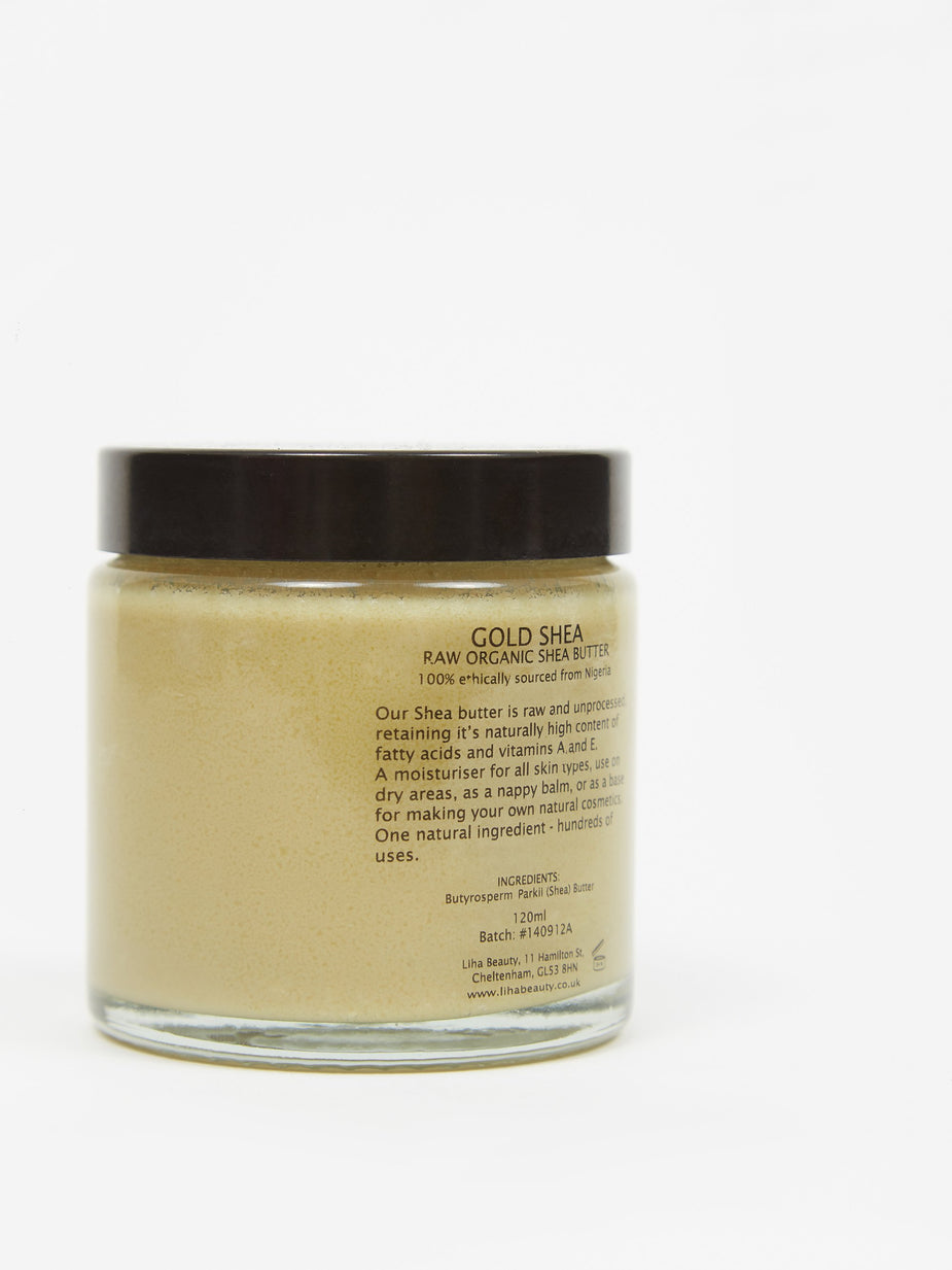 Liha Liha Gold Shea Butter - Beauty & Grooming - N/A