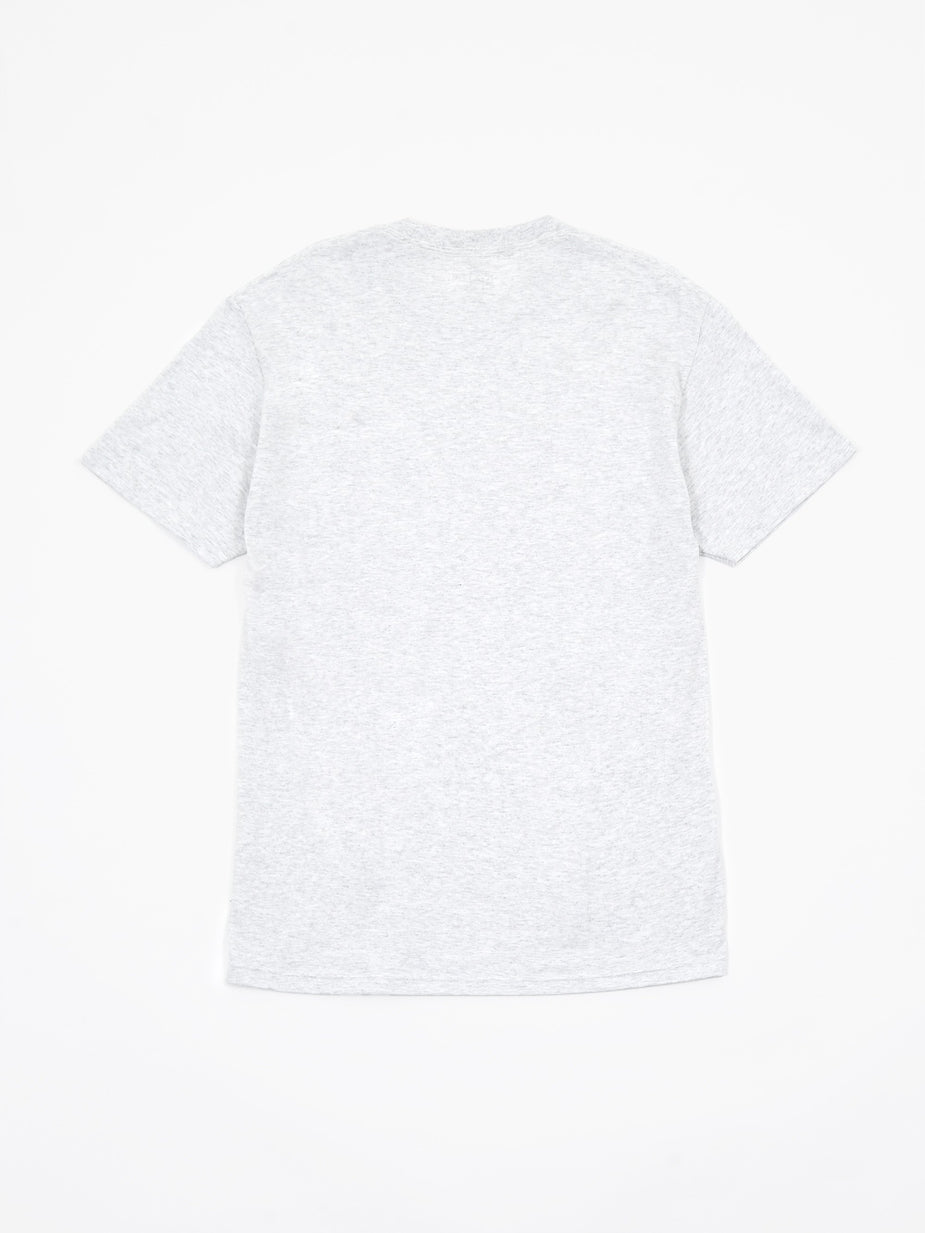 LQQK Studio LQQK Studio Alien Shortsleeve T-Shirt - Ash Heather - Grey