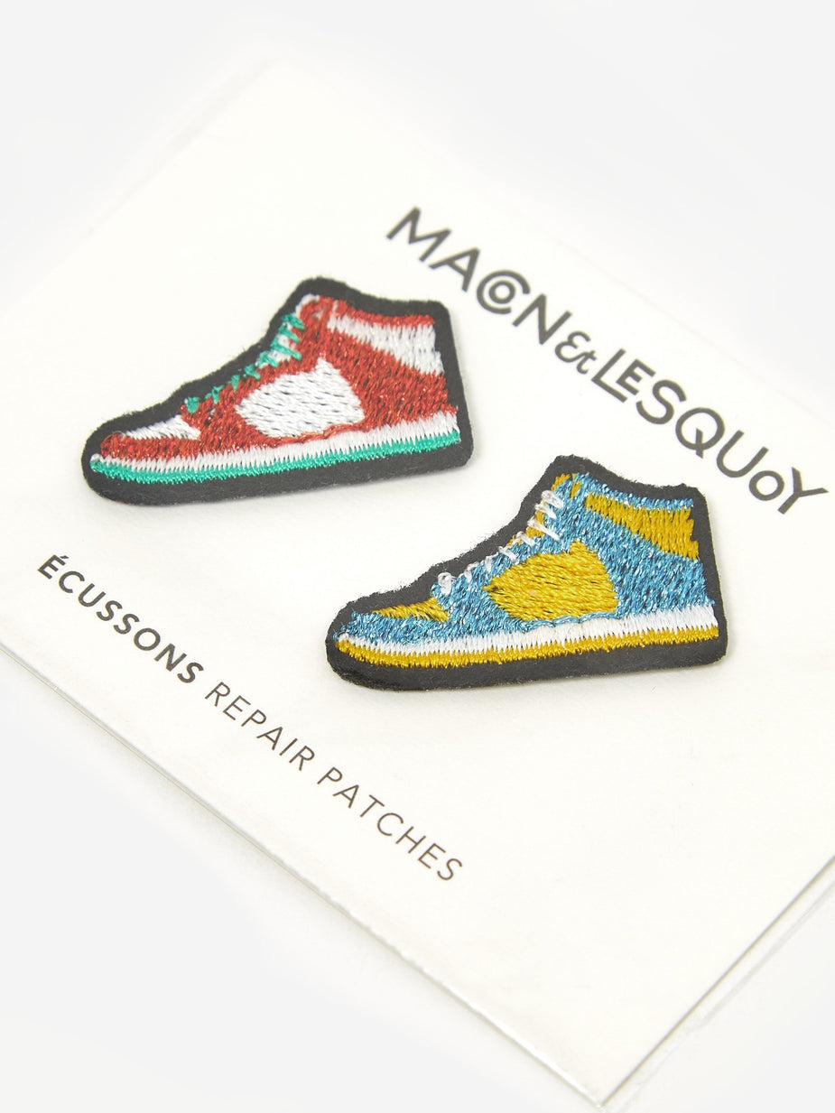 Macon & Lesquoy Macon & Lesquoy Sneakers Repair Patches - Unisex