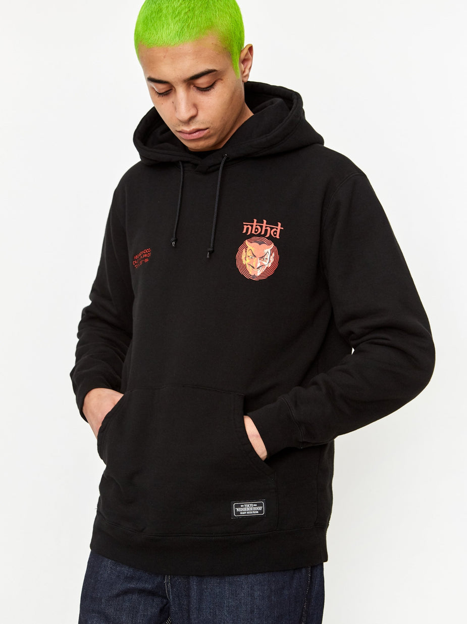 Neighborhood Neighborhood Classic S / C-Hooded - Black - Black